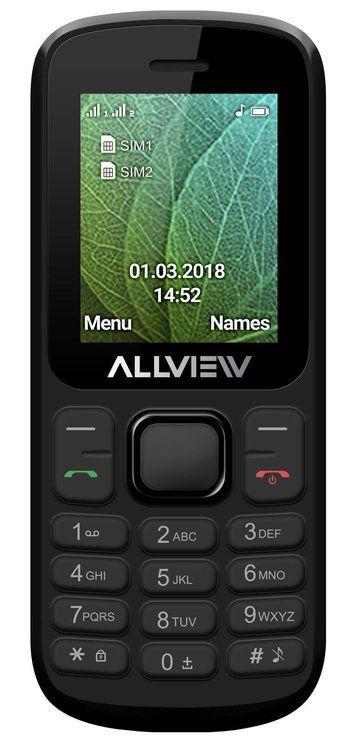 Allview L5 Duo, Dual SIM