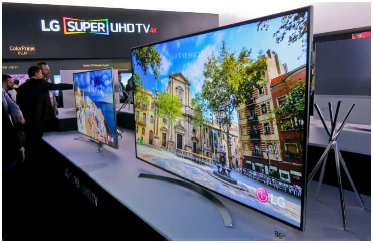 Top 10 Cele Mai Bune Televizoare 4K (UHD)